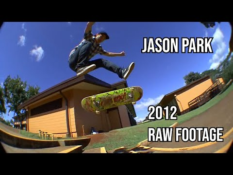 Jason Park 2012 Raw Footage