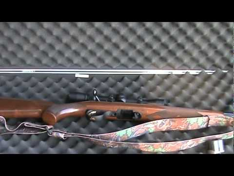Browning T-bolt 22 Lightweight Squirrel Rifle