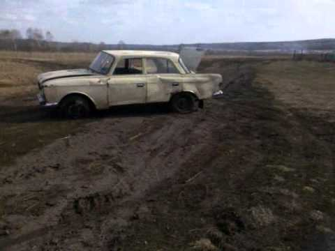 Т 40 уничтожает москвича!!!!!!!!!.3gp