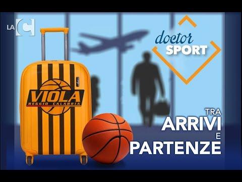 Doctor Sport: Viola, tra arrivi e partenze