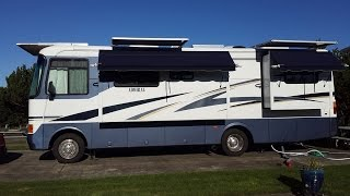 Full Time RV Living: Ultimate Solar Power DUAL LEVEL Slider System