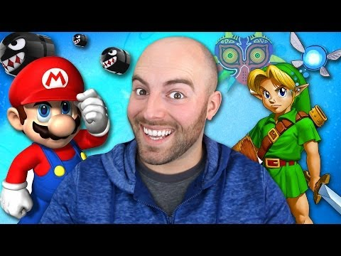 10 MIND-BLOWING Video Game Theories!