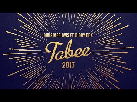 Guus Meeuwis ft. Diggy Dex - Tabee (2017) (Audio Only)