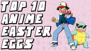 Top 10 Easter Eggs in the Pokemon Anime