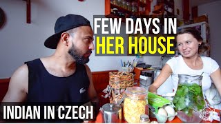 Punjabi Living with a Czech Republic Family | Indian in Europe Travel Vlog
