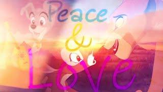 Peace and Love - Animash/Anime Crossover MEP