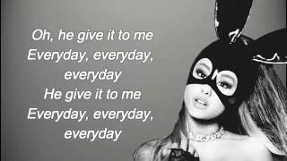 Everyday - Ariana Grande ft. Future Lyrics