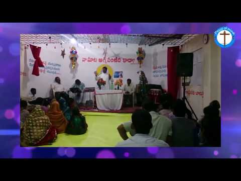 Jesus Telugu Prayer Messages Bro Balaswamy - Nature Is God video