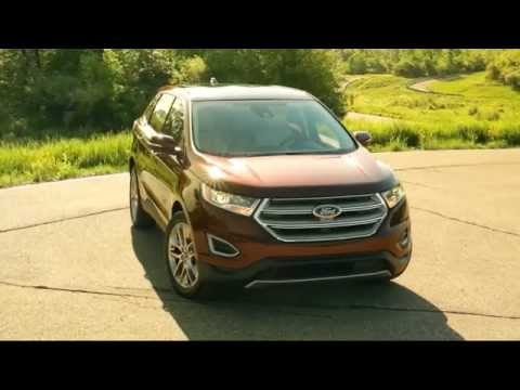 Novo Ford Edge 2015