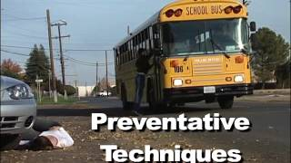 Violence Prevention on the School Bus