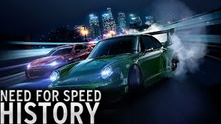 History of - Need for Speed (1994-2015)