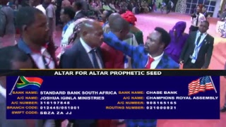 Altar For Altar LIVE from Abuja, Nigeria (Sunday 16th July, 2017)