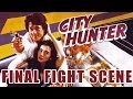 Jackie Chan: City Hunter (1/4) Final Fight Scene (1993) HD
