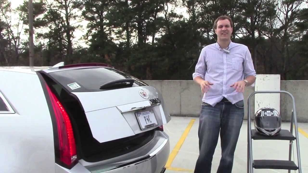 Cadillac Cts V Wagon A Low Budget Farewell Youtube