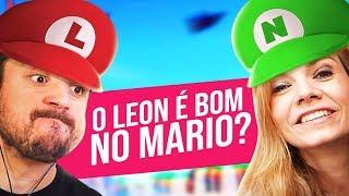 LEON E NILCE FAZENDO SUCESSO NO MARIO?