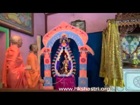 Hkshastri Hindola Darshan Kaasht Shalaaka - 05 July 2012 Shree Swaminarayan Temple, Gandhinagar video