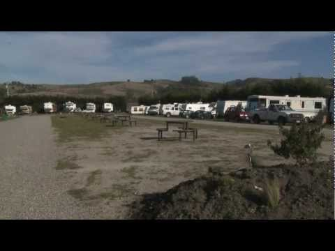 Cameron's RV Park Campground and Restaurant in Half Moon Bay