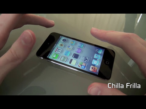 iPod Touch 4G Unboxing and Review