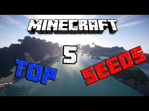 Minecraft Top 5 Seeds 1.7.9/1.7.10 - Die Besten Seeds 2014