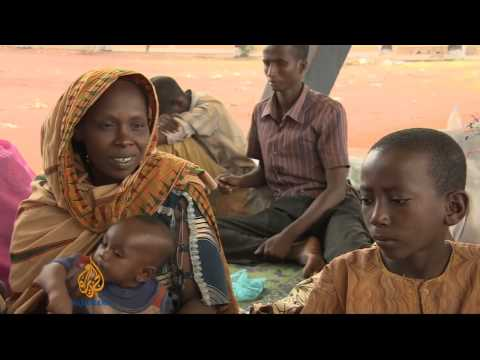 Muslims flee Christian militias in Central African Republic