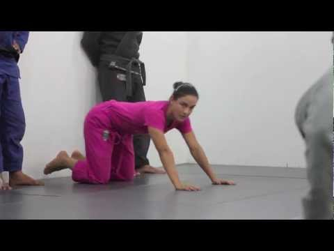 Kyra Gracie Uncovered - A Short Film (HD) Image 1