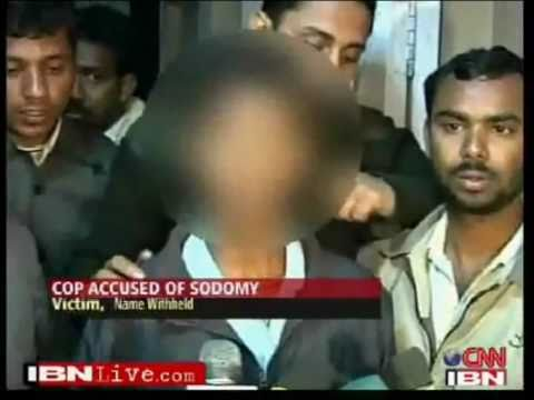 Gay Cop In India Molest Young Boy video