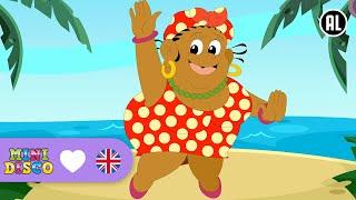 Children's Songs | Cartoon | DANCE WITH AUNTIE RITA | Mini Disco
