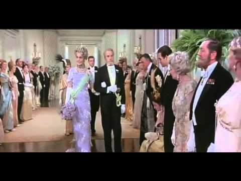My Fair Lady - Audrey Hepburn at Glamorous Embassy Ball