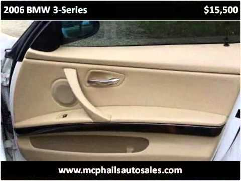 2006 BMW 3-Series Used Cars SEBRING FL