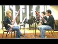 Super Mario Bassoon quartet