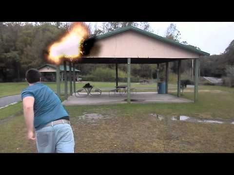 fire throw test