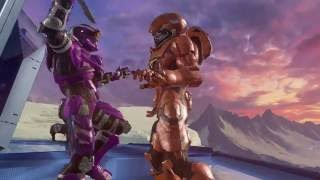 All Halo 5 Assassinations in Epic Slow Motion