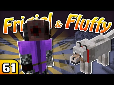 FRIGIEL & FLUFFY : LE RÊVE OBSCURE | Minecraft - S4 Ep.61