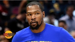 We have no idea what the Nets will look like when Kevin Durant plays - Bomani Jones | High Noon