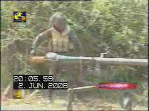 Sri Lanka Army Thrashes Ltte Out Of Mannar video