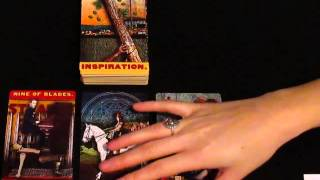 Tarot Readings with the Tarot of the Zirkus Magi Deck Part 2