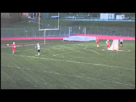 Tim Ross (2015 LSM) - CB South vs. Holy Ghost Prep.