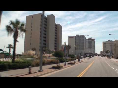Virginia Beach, VA - Atlantic Avenue, East Side - Summer  08