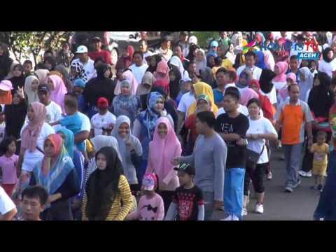 JALAN SANTAI MERIAHKAN SABANG MARINE FESTIVAL | KOMPAS NEWS ACEH 27/04/2016
