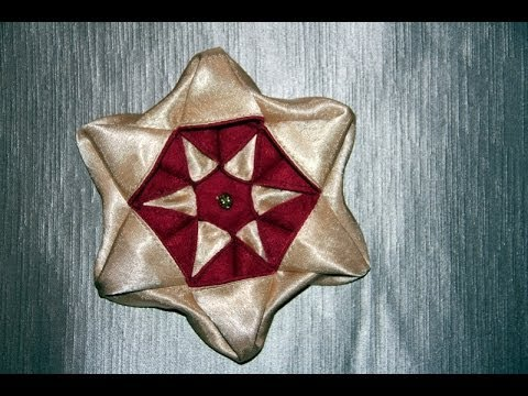 Оригами (origami) из ткани