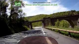 Roadbook moto - Les Gorges de la Loire