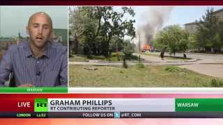 Graham Phillips: 'I was called enemy of state, persecuted, banned from Ukraine'