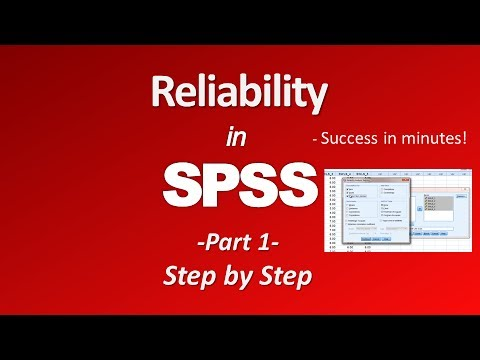 Learn spss video tutorials