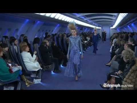 Chanel takes to the skies for Spring/Summer 2012 haute couture collection