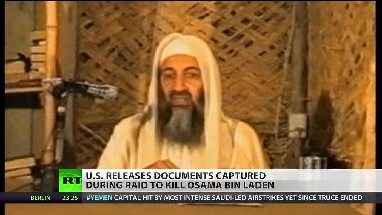 Bin Laden still actively targeted US before his killing, US intel claims