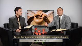 TV En Fuego - #52 Jesús Alvarez - Sufrir en Unión con Cristo nos hace Fuertes