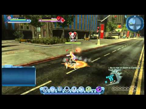 DC Universe Online: Lightning Strikes - Bounties