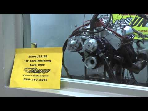 351 Cleveland Stroker Engine