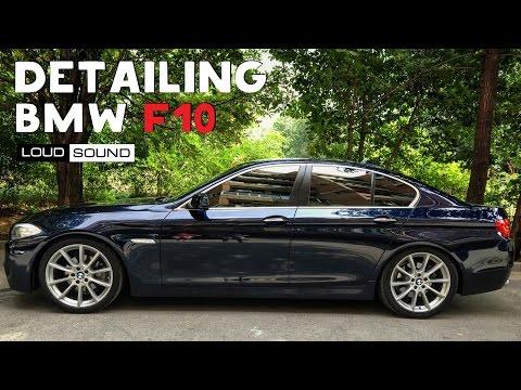 Восстановление BMW 2012 года (523i F10)