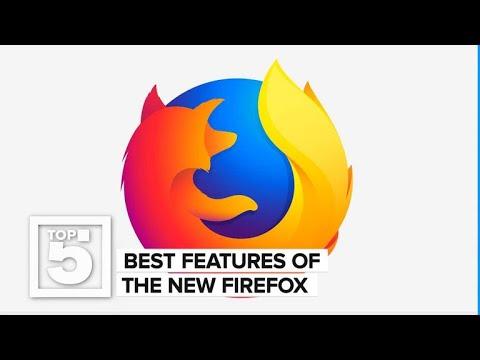 Best features in Firefox Quantum (CNET Top 5)